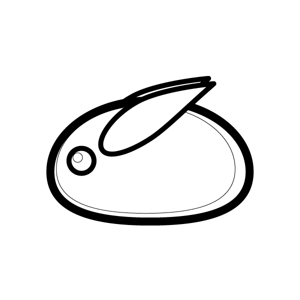 rabbit_snow-blackwhite