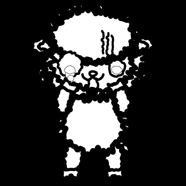sheep_fear-blackwhite
