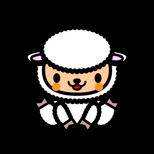 sheep_sit