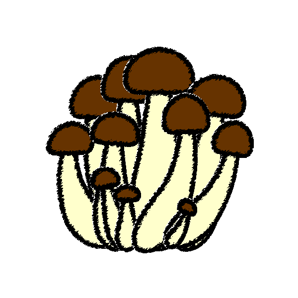 shimeji-mushroom_01-handwrittenstyle