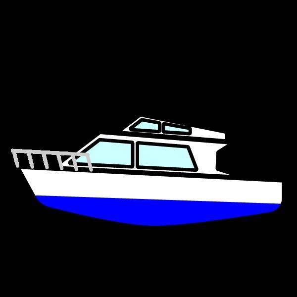 かわいい船の無料イラスト・商用フリー