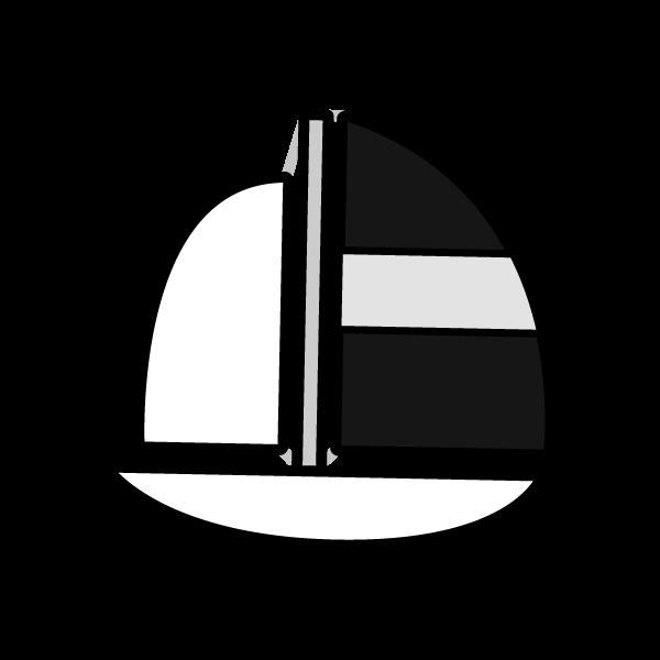 ship_yacht-monochrome
