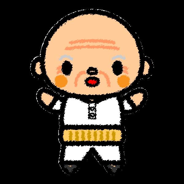 suteteko-grandfather_01-handwrittenstyle