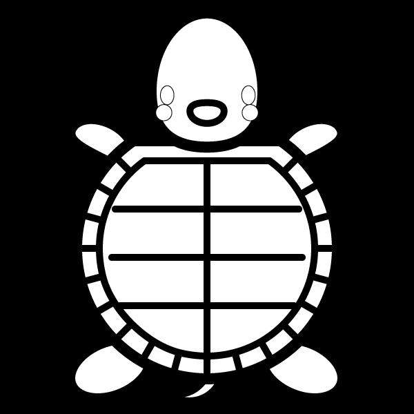 tortoise_01-blackwhite