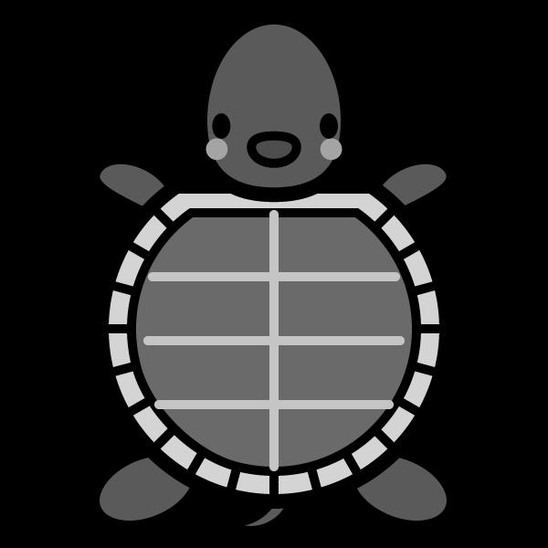 tortoise_01-monochrome