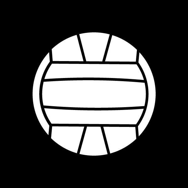 volleyball-o_ball-blackwhite