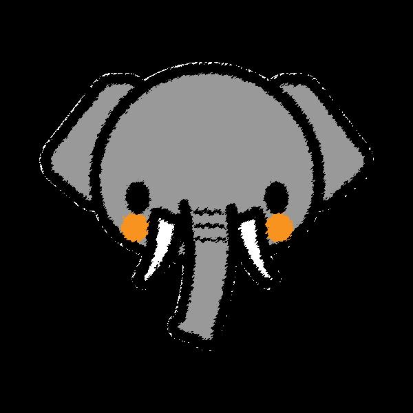 elephant_face-handwrittenstyle