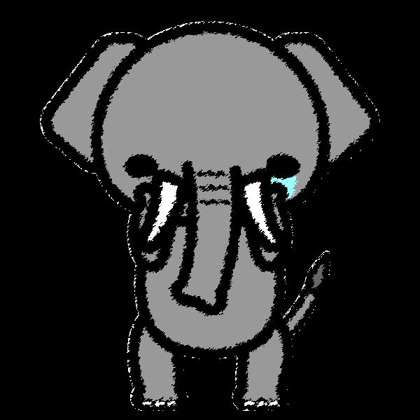 elephant_sad-handwrittenstyle