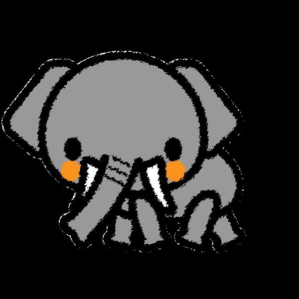elephant_side-handwrittenstyle