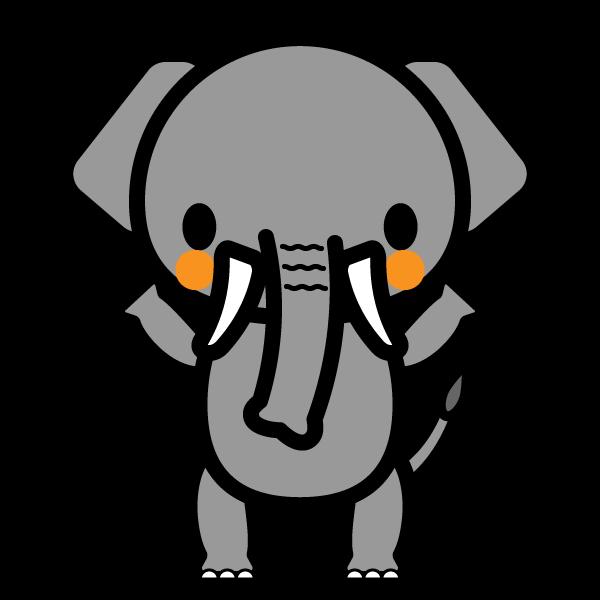 elephant_stand