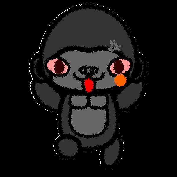gorilla_angry-handwrittenstyle