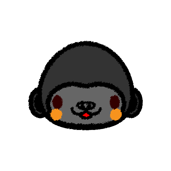 gorilla_face-handwrittenstyle