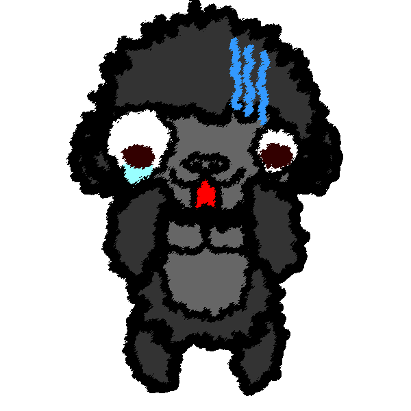 gorilla_fear-handwrittenstyle