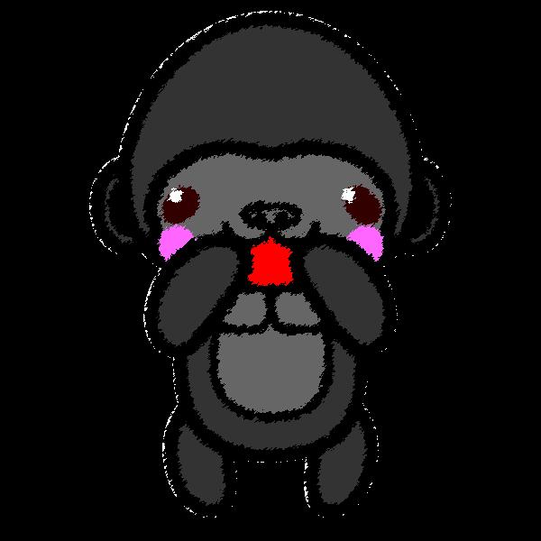 gorilla_glad-handwrittenstyle
