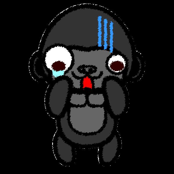 gorilla_shock-handwrittenstyle
