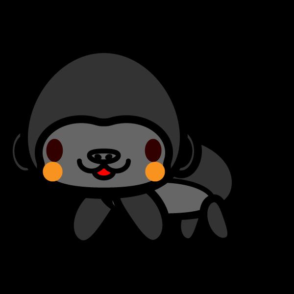 gorilla_side
