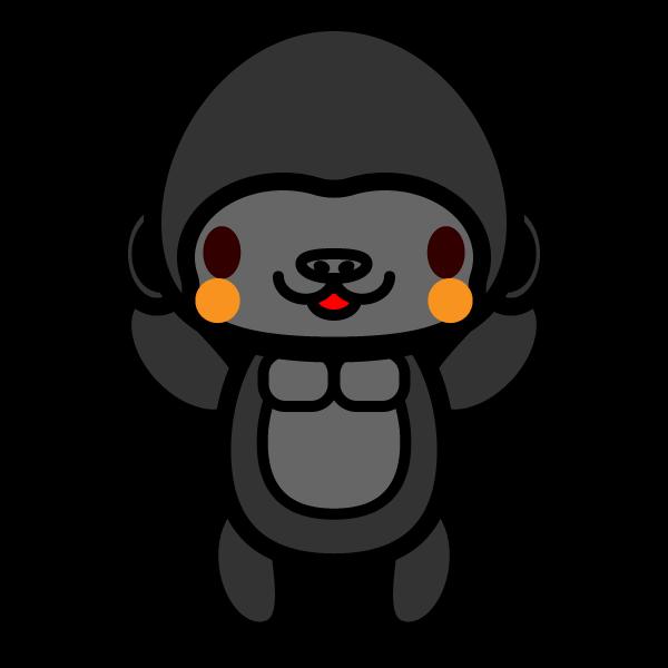 gorilla_stand