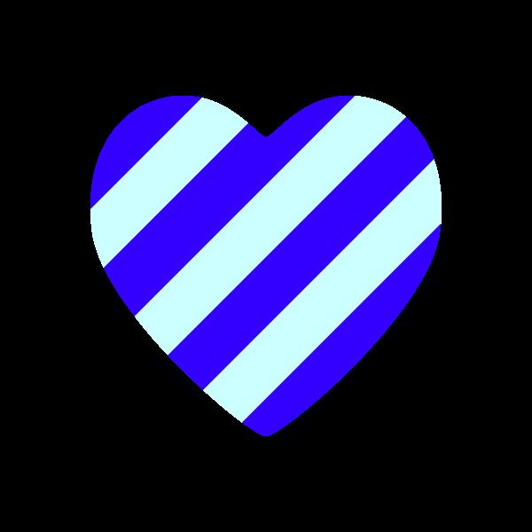 heart2_stripe-blue-nonline