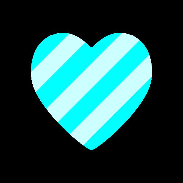 heart2_stripe-lightblue-nonline