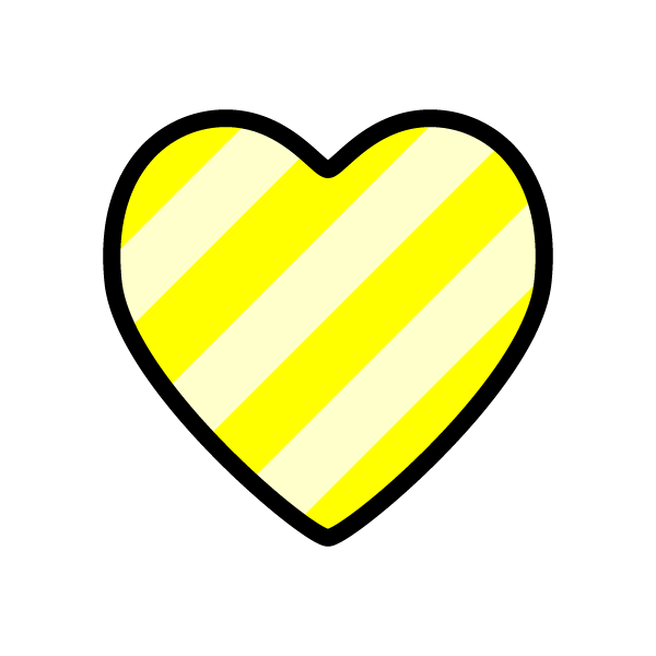 heart2_stripe-yellow