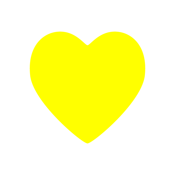 heart_02-yellow-nonline
