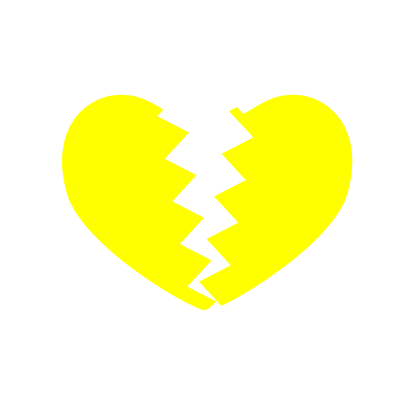 heart_break-yellow-nonline