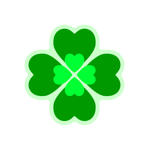 heart_clover-green-nonline