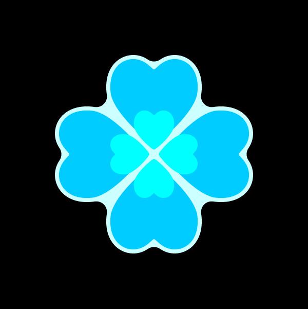 heart_clover-lightblue