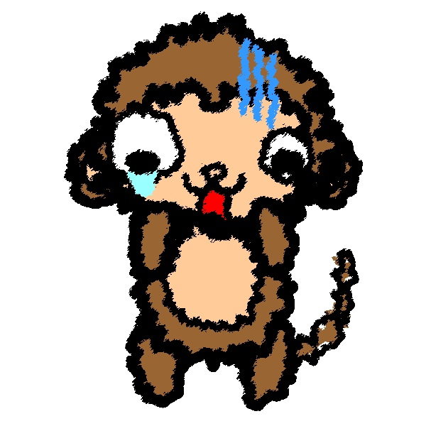 monkey_fear-handwrittenstyle