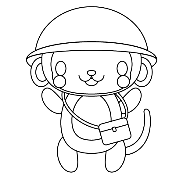 monkey_nursery-blackwhite