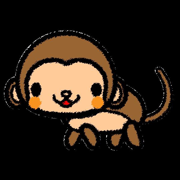 monkey_side-handwrittenstyle