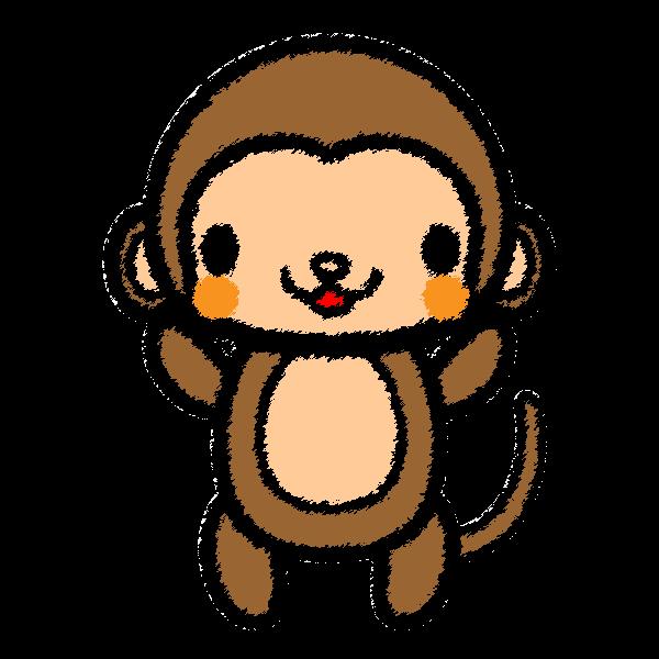 monkey_stand-handwrittenstyle