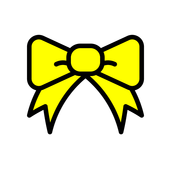ribbon_01-yellow