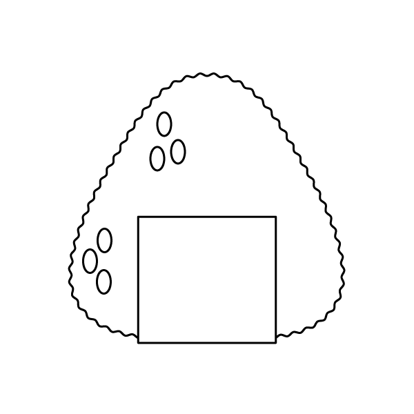 rice-ball_01-blackwhite