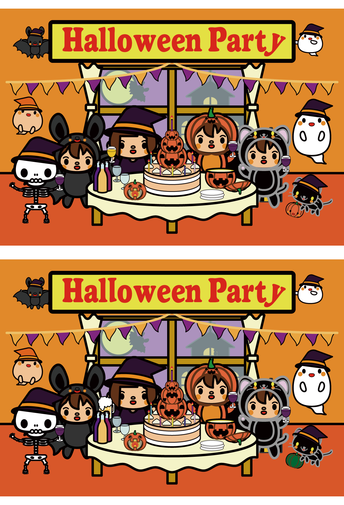 spot-the-difference_halloween-party-sample