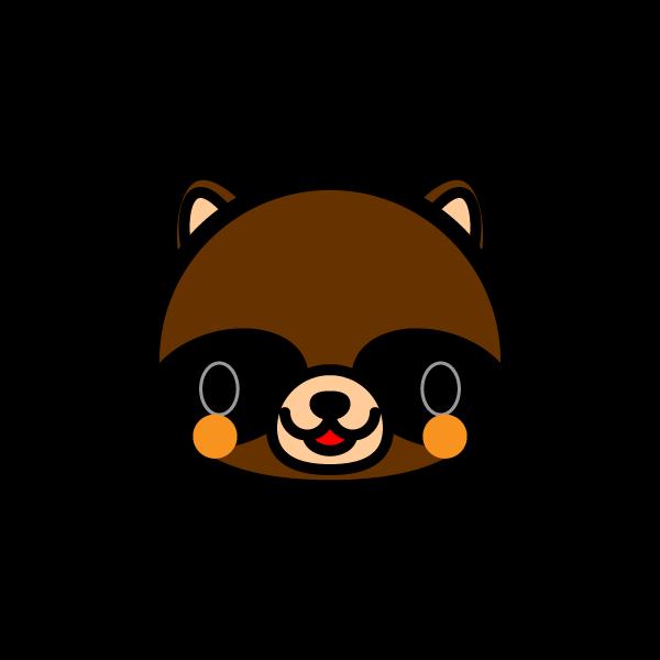 tanuki_face