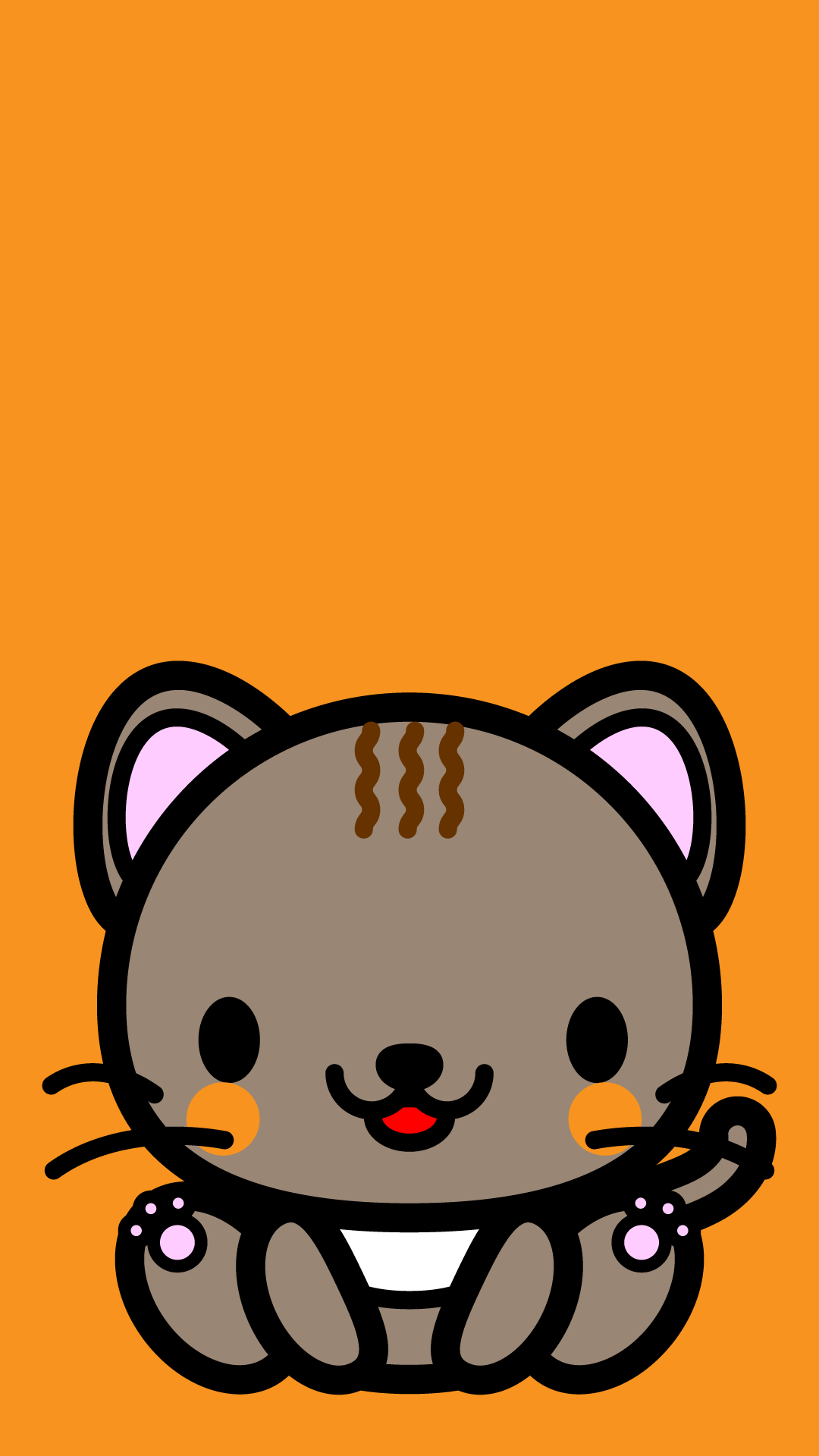 wallpaper1_sitcat-orange-iphone