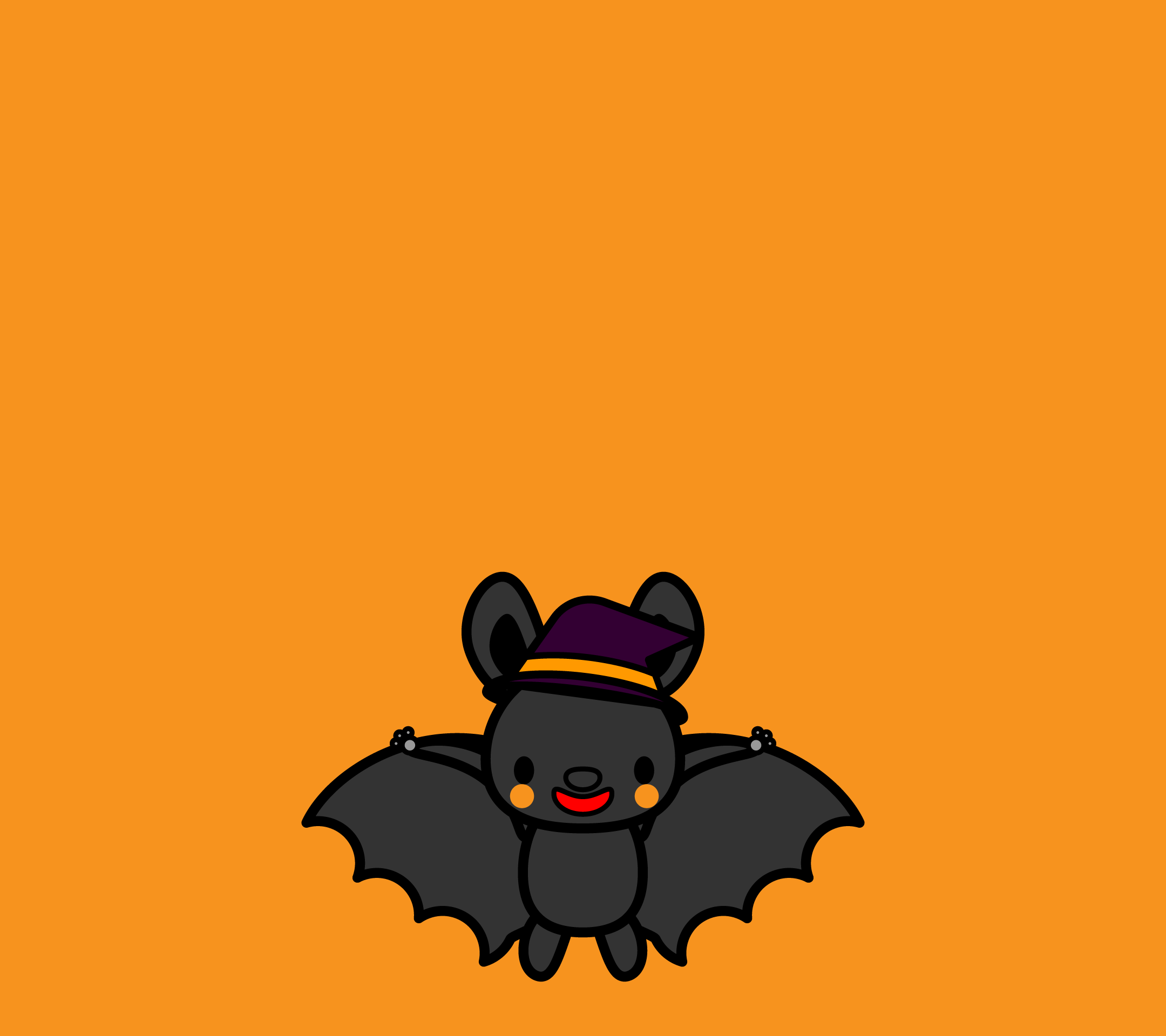 wallpaper2_halloween-bat01-orange-android