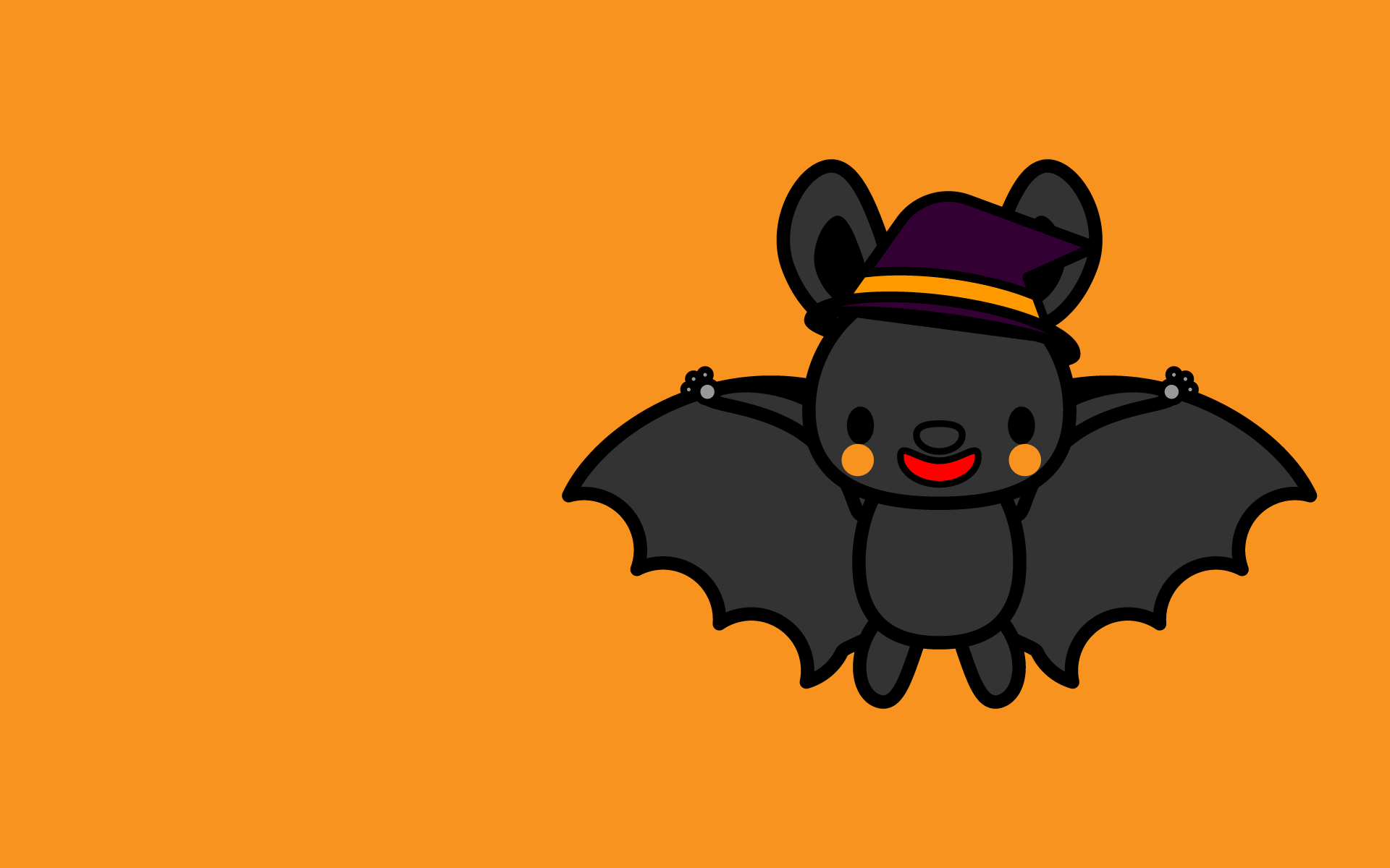 wallpaper2_halloween-bat01-orange-pc