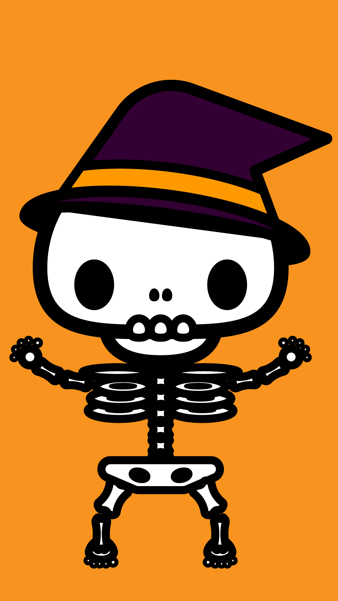 wallpaper2_halloween-skeleton01-orange-iphone