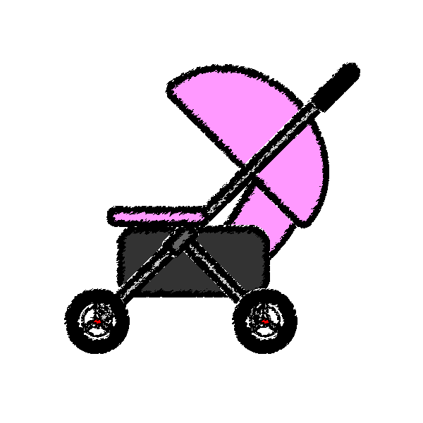 baby-carriage_01-handwrittenstyle