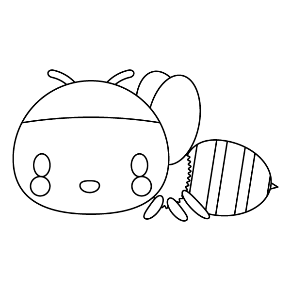 bee_honey-side-blackwhite