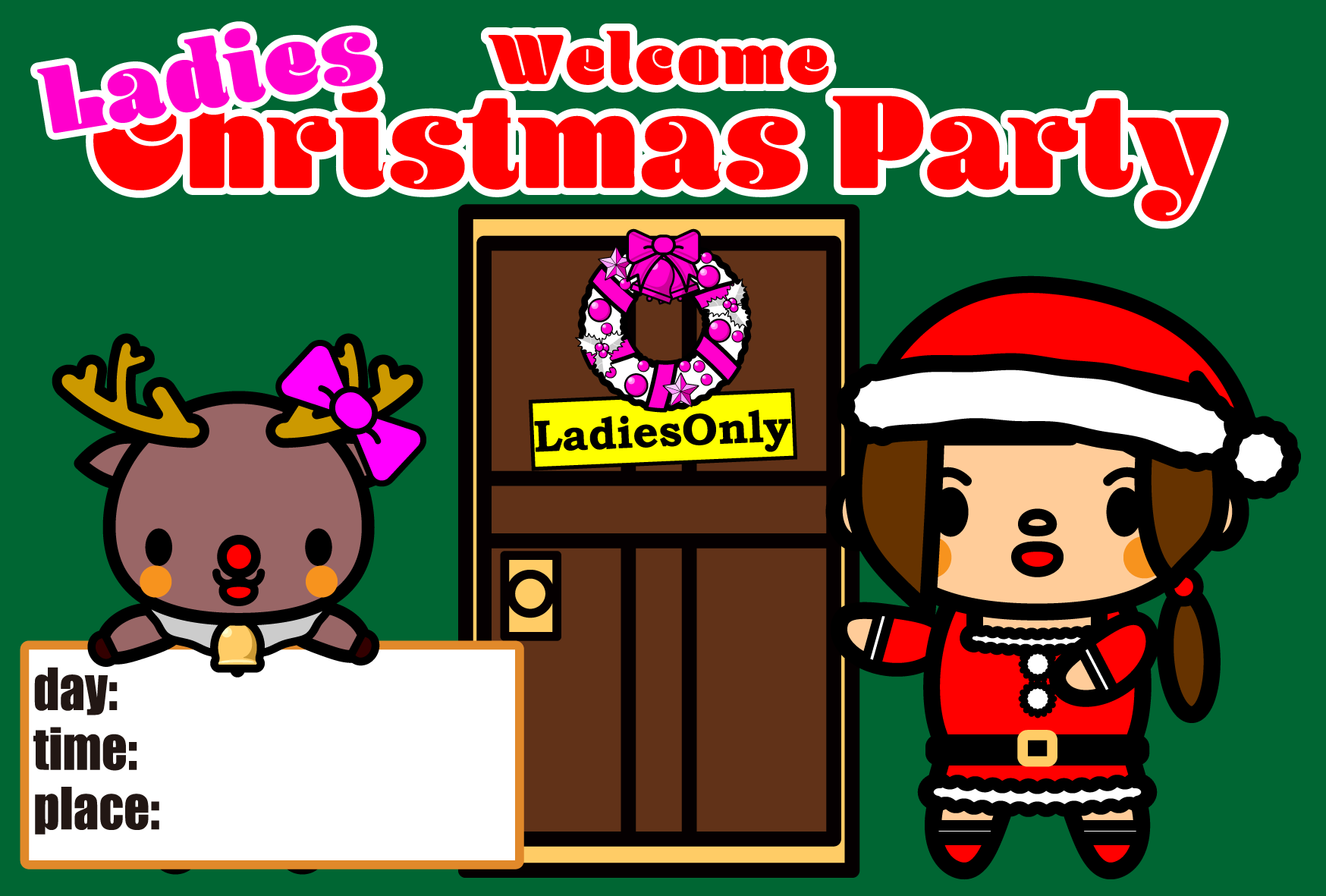 christmas-card-web_ladies-party-green