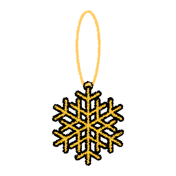 christmas-ornament_snow-crystal02-handwrittenstyle