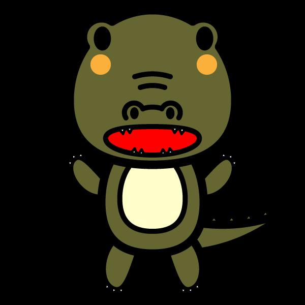 crocodile_stand