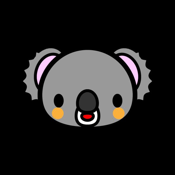 koala_face