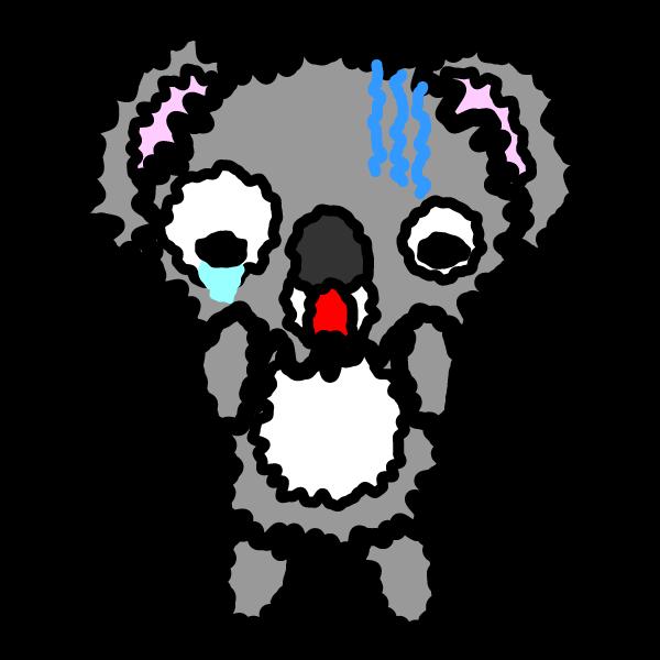 koala_fear