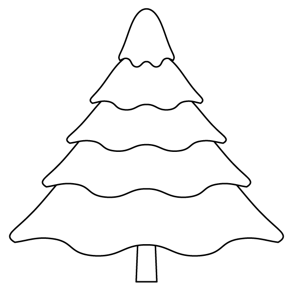 tree_fir-blackwhite