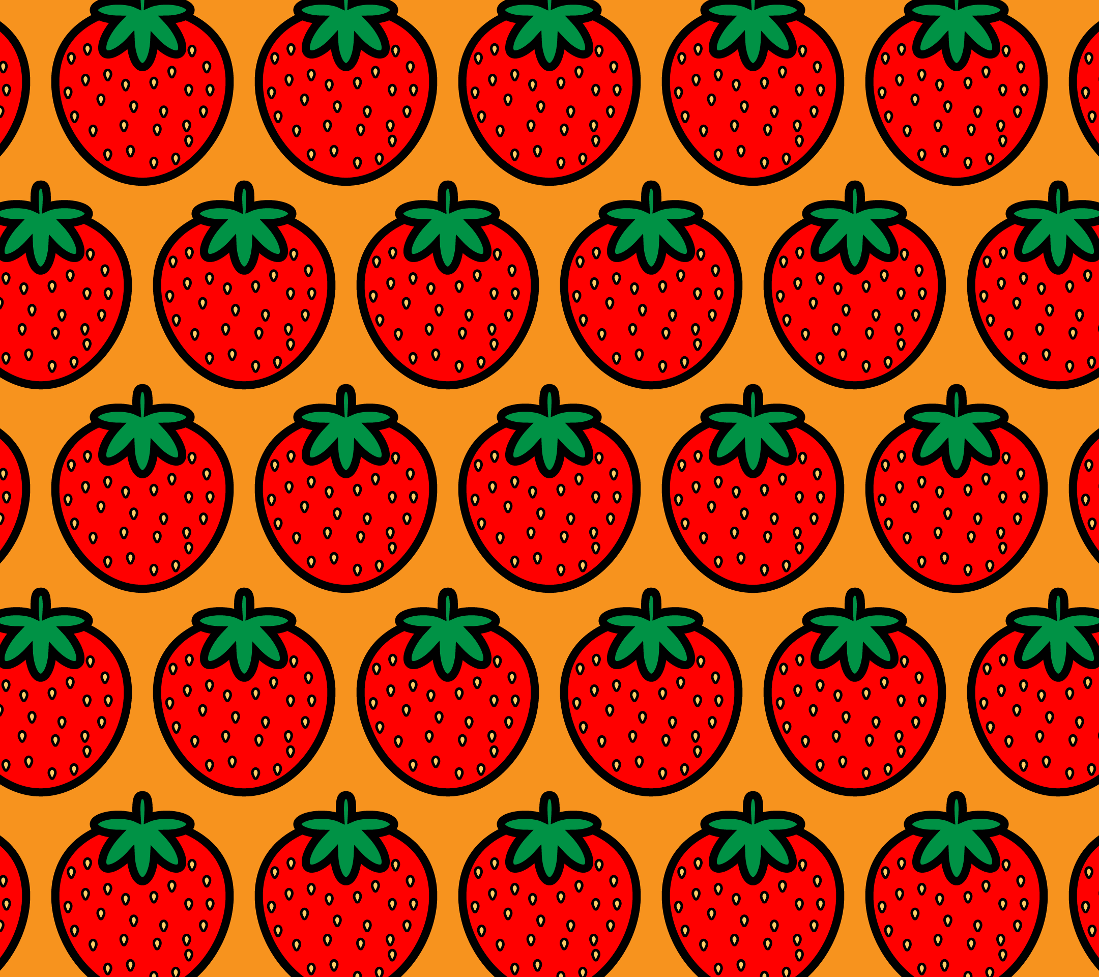 wallpaper1_strawberry-fill-orange-android