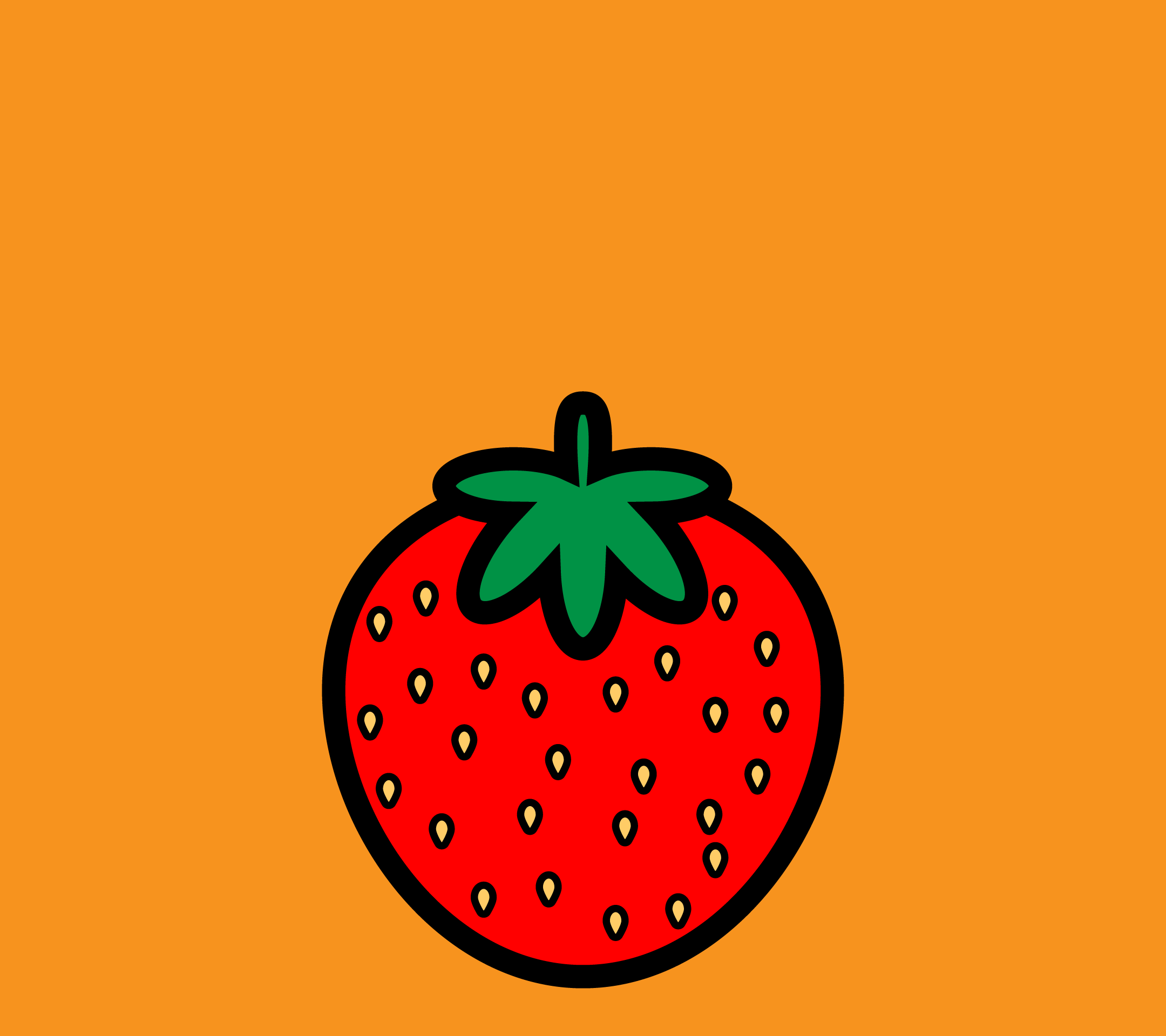 wallpaper1_strawberry-orange-android